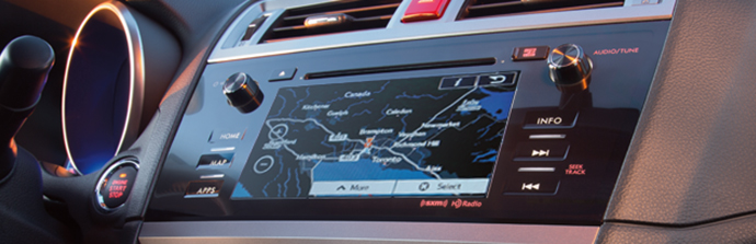 Subaru Navigation Map Update Program