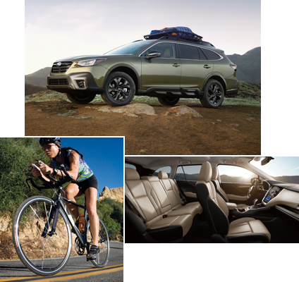 Subaru utility vehicles Outback
