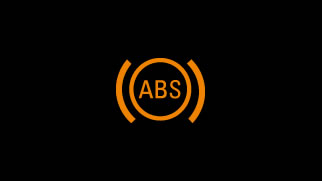 ABS warning light